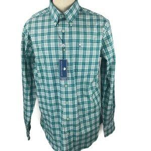 Southern Shirt Company Woven Sport Shirt Large